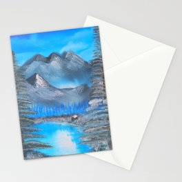 """""""Frozen in Time"""" Stationery Cards"""