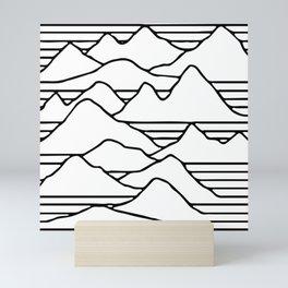 Mount Joy Mini Art Print