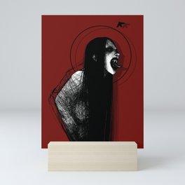 Sanctum Feminam XVIII Mini Art Print