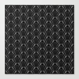 ZS AD Hex Bee 2.2.1 S6 Canvas Print