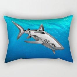 Shark Knot Rectangular Pillow