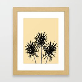 Palm Trees - Cali Summer Vibes #6 #decor #art #society6 Framed Art Print