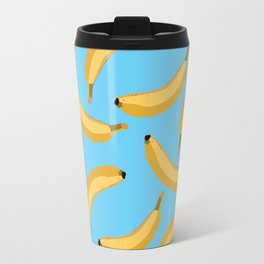 going bananas Travel Mug