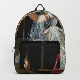 Georges Merle - The Sorceress Backpack