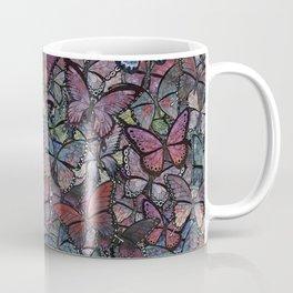midnight fantasy butterflies aflutter Coffee Mug