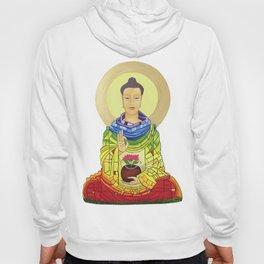 Rainbow Buddha Hoody