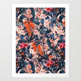 Summer Botanical Garden XI Art Print