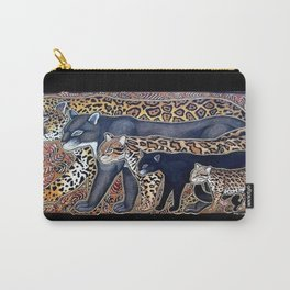 Big cats of Costa Rica Carry-All Pouch