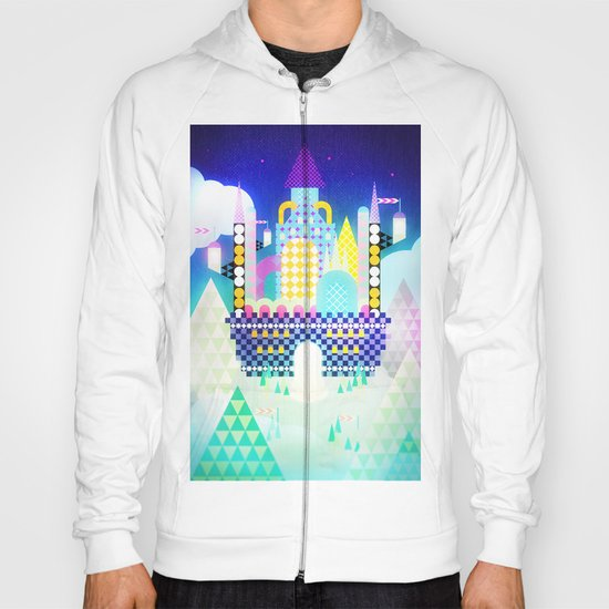 Castle in the Sky Hoody