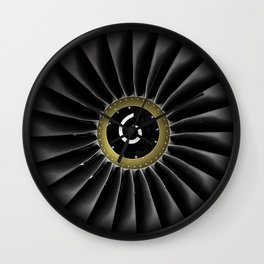 Plane Time! Wall Clock