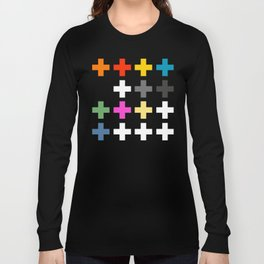 Crosses II Long Sleeve T-shirt