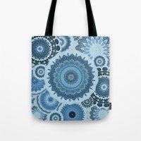gypsy Tote Bags featuring GYPSY by Monika Strigel