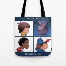 Demogorgon Days Tote Bag