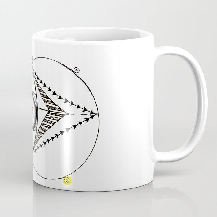 Focused Passion Coffee Mug