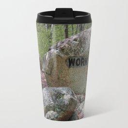 Four Letter Word Travel Mug
