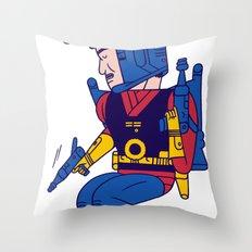 Buck Rogers Throw Pillow
