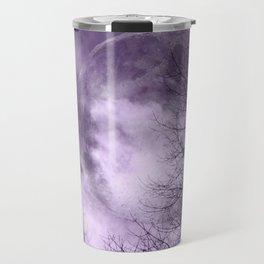 Purple Night  - JUSTART © Travel Mug