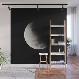 July Eclipse Wall Mural