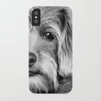 coco iPhone & iPod Cases featuring COCO by KarenHarveyCox