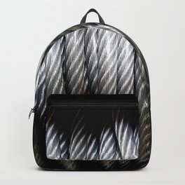 Vinyl Coated Backpack