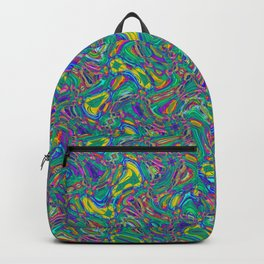 Abstract BZZ Backpack