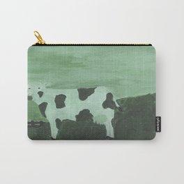 Minty Fresh Farm Carry-All Pouch
