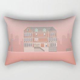 The Royal Tenenbaums Rectangular Pillow