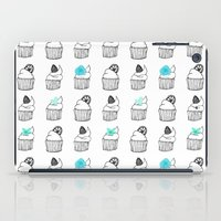 cupcakes iPad Cases featuring Cupcakes by Anchobee