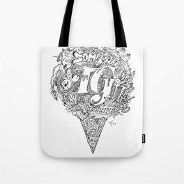 TG - Cone Tote Bag