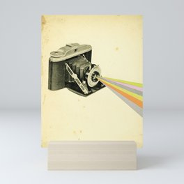 It's a Colourful World Mini Art Print