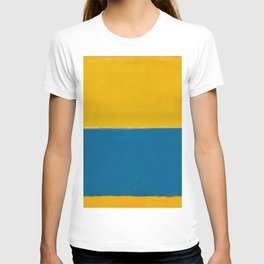 Untitled (Yellow and Blue) by Mark Rothko HD T-shirt