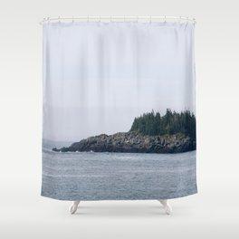 Maine Shower Curtain