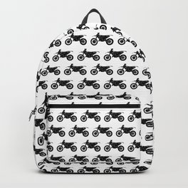 Dirt Bikes Backpack