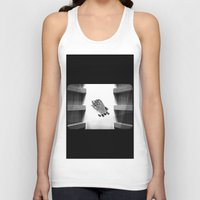 calendars Tank Tops featuring Calendars for Analytics by mofart photomontages