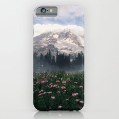 Mt Rainier iPhone 6 Slim Case