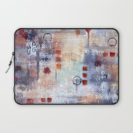 abstract collective: lazy dayz Laptop Sleeve