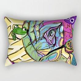 923923923923923923 Rectangular Pillow