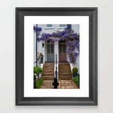 London Home Framed Art Print