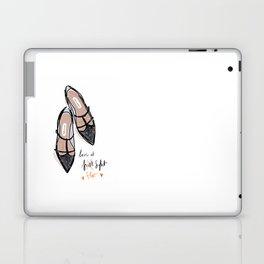Love at f... lat sight Laptop & iPad Skin