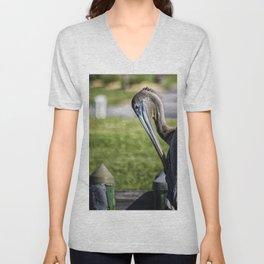 Pelican Itch Unisex V-Neck