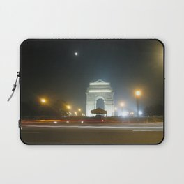 Rush Hour - India Gate Laptop Sleeve