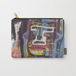 Ninja Face Carry-All Pouch