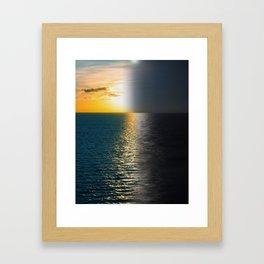 Unify Framed Art Print