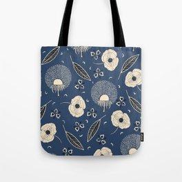 Dandelion Spring Tote Bag