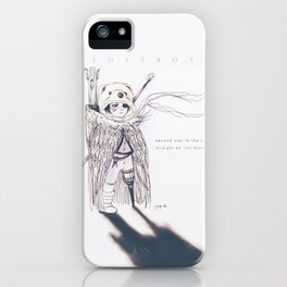 Lostboy iPhone Case