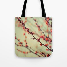 When spring was autumn... Tote Bag