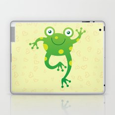 Sweet Baby Frog Laptop & iPad Skin