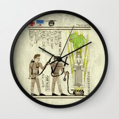 hero-glyphics: Slimed Wall Clock