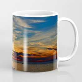 Peace and Relaxation at the Sea shore Coffee Mug