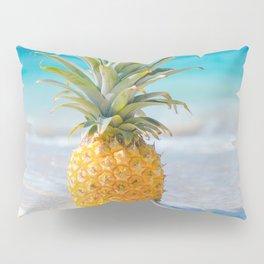 Aloha Pineapple Beach Kanahā Maui Hawaii Pillow Sham